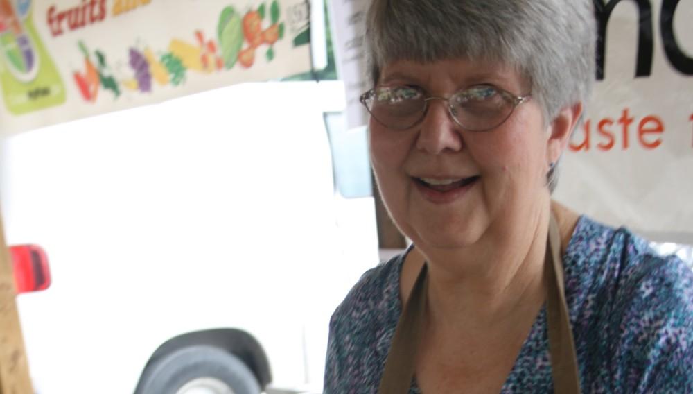 Apple Mint - Tips from Market Lady Carolyn Smith (2/2)