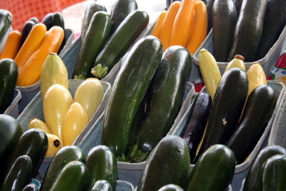 Buying at the market for a small household, plus a recipe for any size family - from Market Lady Susan Pittman