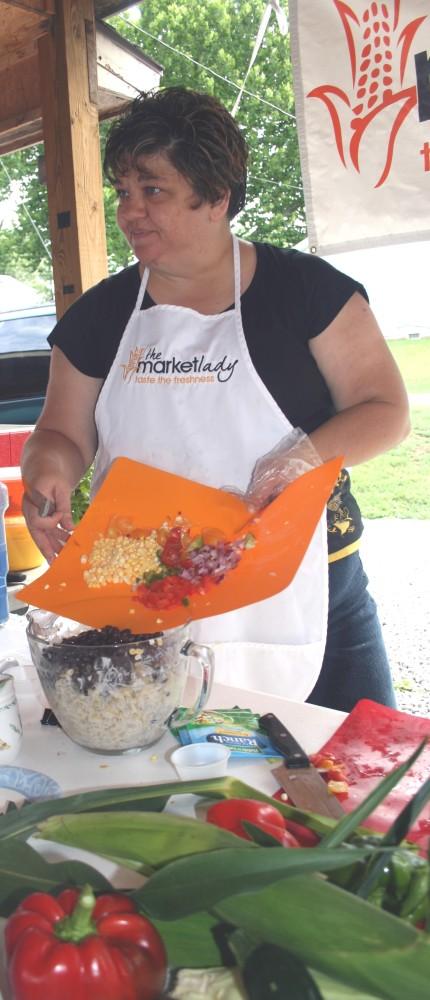 A Versatile Summer Recipe from Market Lady Susan Pittman (2/2)